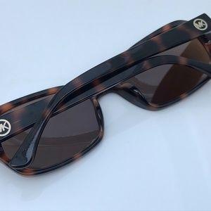 Michael Kors Accessories - Michael Kors Women Sunglasses Polarized Lea 56[]18